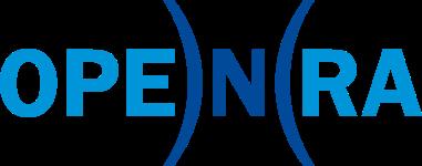 Logo OPE)N(RA
